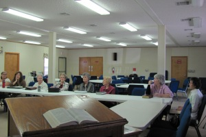 Ladies' Class for Chaffe Rd. Church of Christ