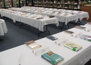 Books added to the library in honor of missionaries