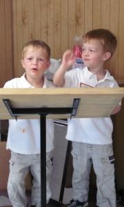Littlest Song Leaders