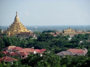 Buddhist Monastery & Pagoda
