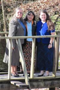 Bonnie, Winsome, Rebecca