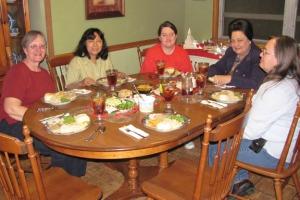 Paula, Winsome, Rebecca, Betty, Bonnie