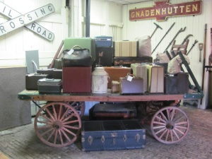Dennison, OH Railroad Depot