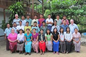 Hmawbi Bible School