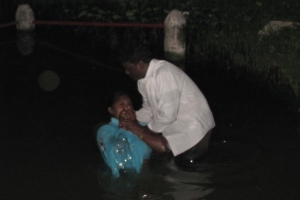 Medapadu baptism