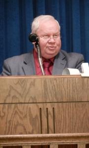 Robert Rawson Crockett CoC