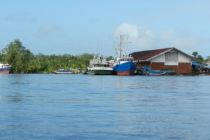Mabaruma River Port