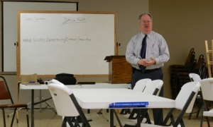 Louis Rushmore Teaching Bible Geography