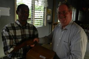 Preachers' Boxes