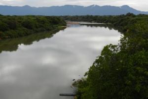 Brazil Border