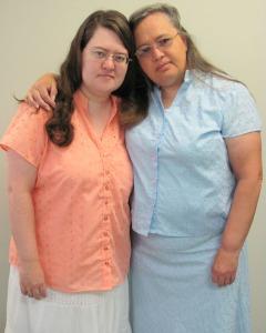 Rebecca & Bonnie