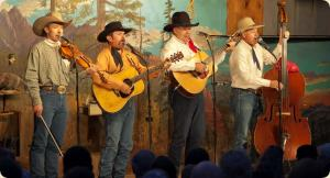 BarDChuckwagon Cowboy Band