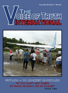 Voice of Truth, Vol. 77