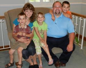 Rodney Nulph Family