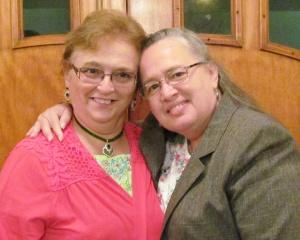 Marthat & Bonnie