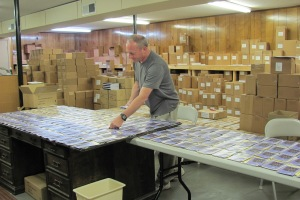 Sorting Tracts