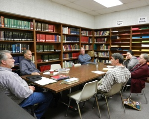 World Evangelism Team Meeting on the Road