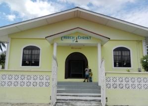 Bartica Church of Christ meetinghouse
