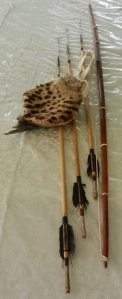 Amerindian Bow & Arrows
