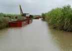 Sugarcane Barges