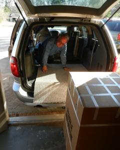 Loading the Big Box