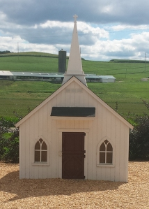 Miniature Church Building