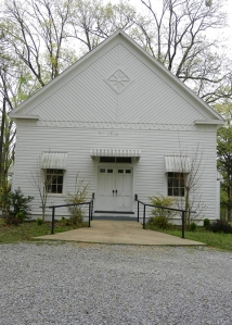 Old Union Church of Christ Meetinghouse