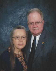 Bonnie & Louis Rushmore