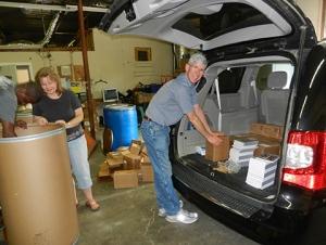 Trevor (Caribbean Shipping), Darlene & Tom Primm