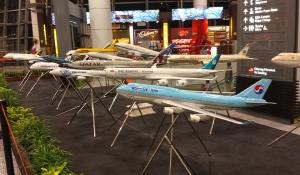 Display at Kuala Lumpur airport