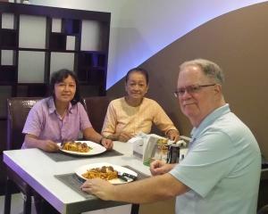 Underground Restaurant with Winsome & Sheila