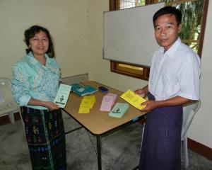 Burmese Preacher (rt)
