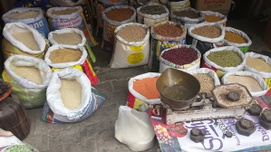 Open Air Bulk Foods with Scale (New Delhi)