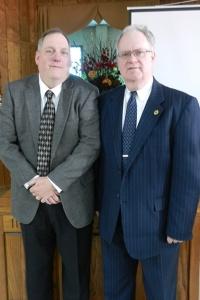 Rick Benson & Louis Rushmore