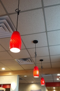 96 dpi 4x6 ceiling lights
