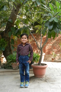 My Good Buddy in New Delhi