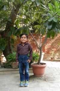 My Good Buddy in New Delhi